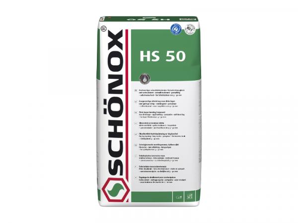 Hybrid - Dickschichtspachtelmasse HS 50